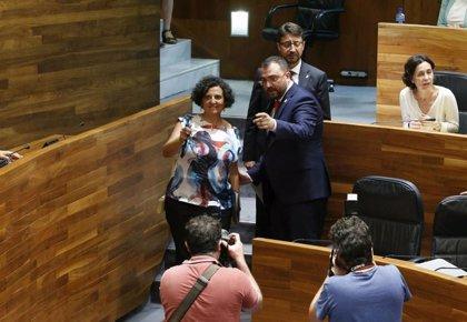 """El Principado trabajará en la """"normalización"""" del debate y en la """"formulación"""" del modelo de oficialidad, según la XDLA"""