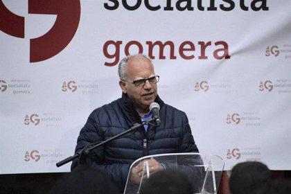 """Curbelo (ASG) valora la """"estabilidad"""" del acuerdo PSOE-Unidas Podemos y pide a CC y Cs que se sumen"""