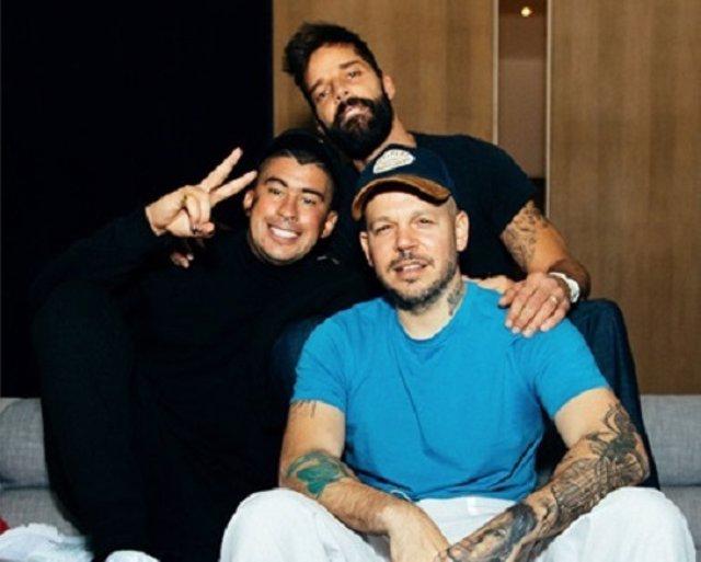 Ricky Martin, Bad Bunny y Residente