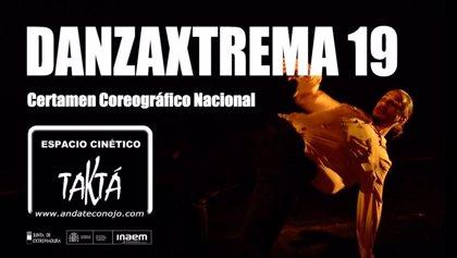 Abierta la convocatoria del VI Certamen Coreográfico Nacional DanzaXtrema19 del Centro de Artes Taktá de Navalmoral