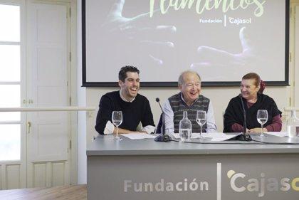 Alberto Sellés presenta 'ONCE' en los 'Jueves flamencos' de la Fundación Cajasol en Sevilla