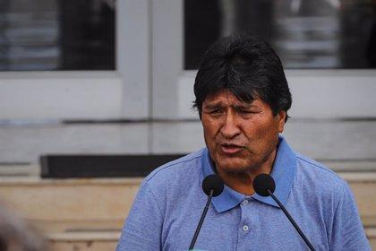 """Bolivia.- Morales asegura que """"nunca"""" ha pedido a ninguna institución que haga """"alguna cosa ilegal"""""""
