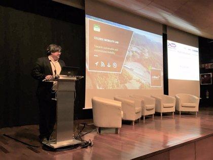 Raúl González (Cellnex) llama a afrontar coordinadamente los retos del vehículo conectado