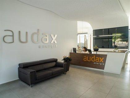 Audax Renovables gana 18,5 millones hasta septiembre, casi diez veces más