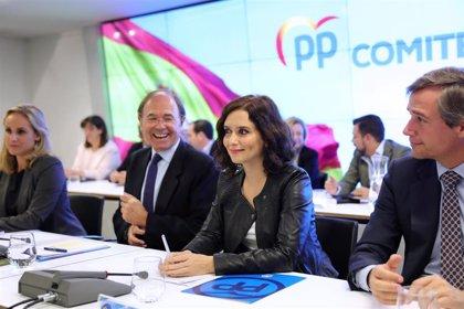 """PP analizará los resultados electorales de cada municipio """"de manera aislada"""" para trabajar frente al auge de Vox"""