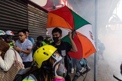 Hong Kong cerrará las escuelas hasta el domingo debido a las protestas