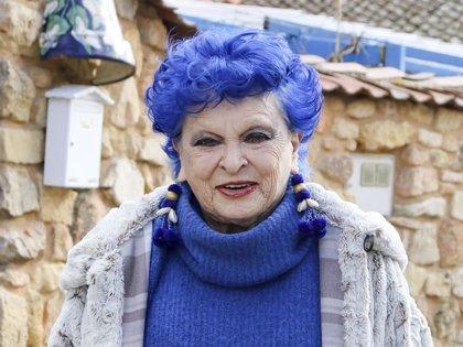 Lucía Bosé, este es su nuevo proyecto en televisión