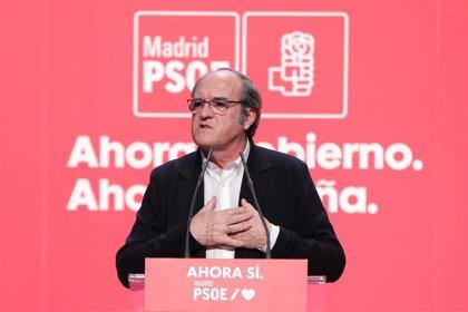 """Gabilondo dice que su apuesta por Madrid es """"firme"""" e ironiza sobre ser ministro: """"Yo estoy saliendo desde que llegué"""""""