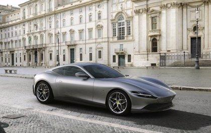 Ferrari desvela su nuevo modelo Roma, con 620 caballos