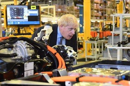 UE.- Johnson responde a Bruselas que no designará comisario hasta después de las elecciones en Reino Unido