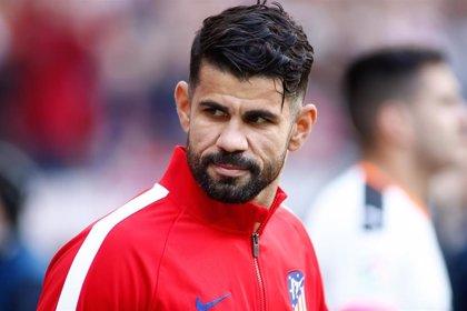 Diego Costa sufre una hernia discal cervical