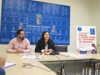El Ayuntamiento de Badajoz incorpora como novedad al Concurso del Cartel del Carnaval otro para el Certamen de Murgas