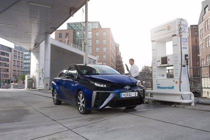 Toyota se incorpora a Gasnam para trabajar en el desarrollo del hidrógeno como fuente de energía