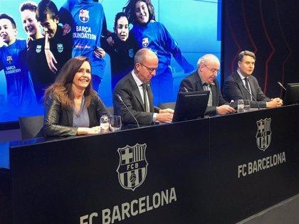 La Fundació Barça abre su programa de acoso escolar a todas las escuelas catalanas