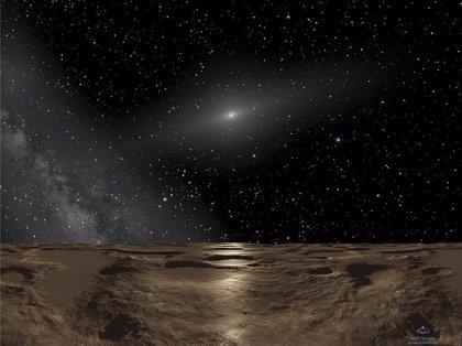 Se cumplen 16 años del descubrimiento del muy lejano Sedna