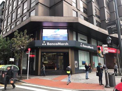 Banca March inaugura un nuevo centro de negocio en Bilbao, con una capacidad de 33 puestos de trabajo