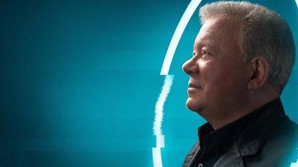 William Shatner, el Capitán Kirk de Star Trek, intenta explicar 'Lo Inexplicable' en Historia