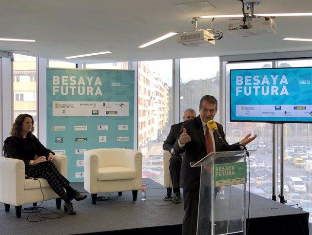 Abel Caballero, presidente de la FEMP y alcalde de Vigo