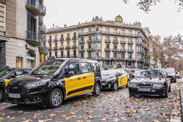 Coger Un Taxi En Tarragona O San Sebastian Cuesta Casi El