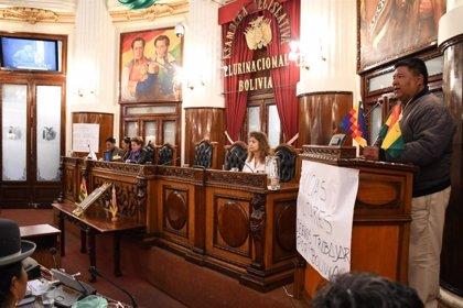 Bolivia.- El partido de Morales elige al diputado Sergio Choque como nuevo presidente de la Cámara Baja