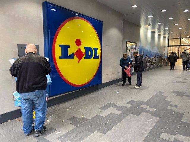 Lidl amplia la venda en línia d'alimentació a Barcelona i Valncia a través de Lola Market.