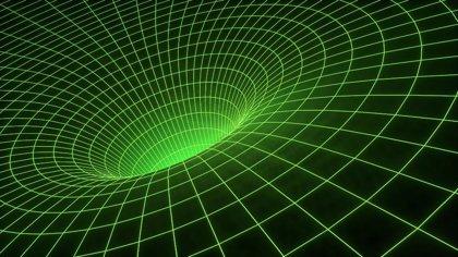 Las fusiones de agujeros negros pueden ser visibles si hay gas