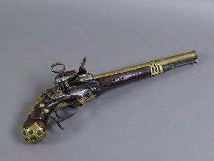 El mNACTEC adquiere una pistola de marina fabricada durante la primera mitad del siglo XVII