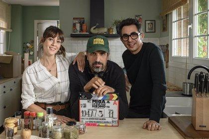 'Mira lo que has hecho', la serie de Berto en Movistar + ya rueda su 3ª temporada