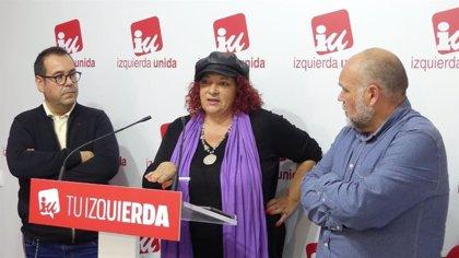 """Crespo (IU), satisfecho con el preacuerdo PSOE-UP: """"Nos gusta mucho la música pero falta concretar la letra"""""""