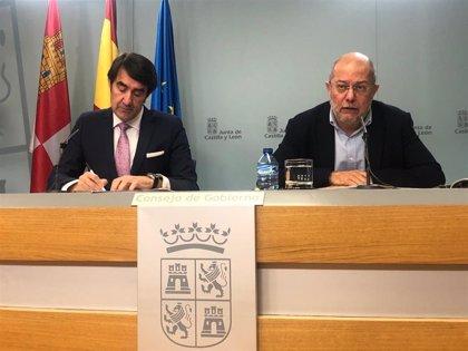 """Igea asegura que Mañueco comparte """"explorar otras vías"""" sobre el pacto pero difieren en la estrategia"""