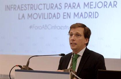 """Almeida: """"Madrid es la única administración que ha puesto todos los recursos para que refugiados no duerman en la calle"""""""