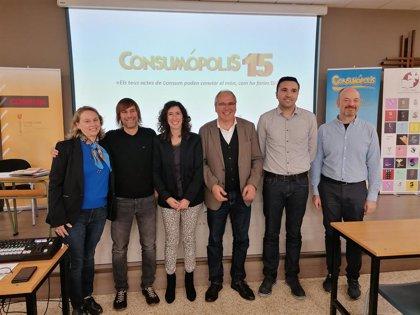 Un total de 200 alumnos del colegio Sant Josep Obrer de Palma participan en la 15 edición del concurso 'Consumópolis'