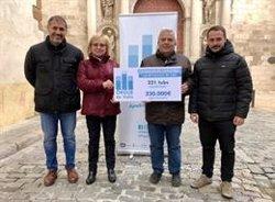 L'orgue de Valls assoleix, a un any de l'estrena, els 221 tubs apadrinats i més de 230.000 euros en aportacions populars (ACN)