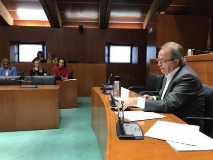 """Pérez Anadón destaca el """"prudente escenario de ingresos"""" de los Presupuestos de 2020 basado en """"el crecimiento del PIB"""""""