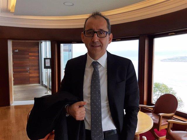 Jorge Suárez, presidente de la Asociación Asturiana de Empresa Familiar