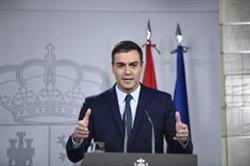 Sánchez respon la proposta d'ERC d'una taula de partits, i demana que s'activi la del Parlament català (Óscar Cañas - Europa Press)