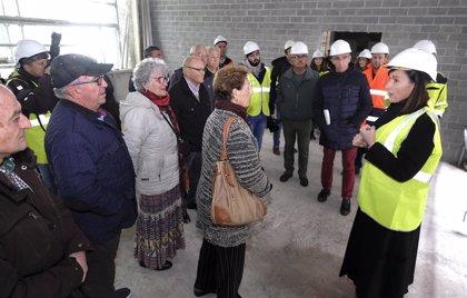 Las obras del centro cívico y cultural de Castilla-Hermida se alargarán hasta junio