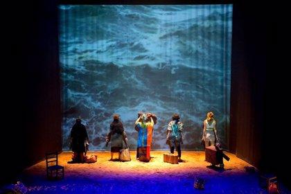 El programa 'Enrédate' se afianza en Málaga con la puesta en escena de tres montajes en la provincia