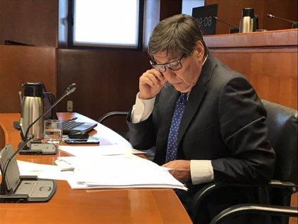 Aliaga reforzará la competitividad, la eficiencia energética, el turismo y el comercio en sus Presupuestos