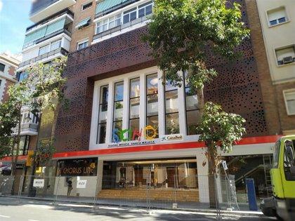 Antonio Banderas levanta el telón de su Teatro del Soho de Málaga con el musical 'A Chorus Line'