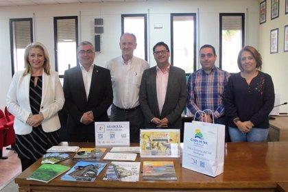 La Axarquía-Costa del Sol vuelve a Intur, Feria Internacional de Turismo de Valladolid