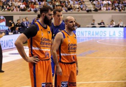 El Valencia Basket persigue estabilidad al refugio de La Fonteta