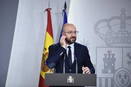El presidente electo del Consejo Europeo espera una buena cooperación con el nuevo Gobierno español