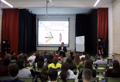Comienzan en Almería las XI Jornadas de Educación Financiera para Jóvenes del Proyecto Edufinet de Unicaja