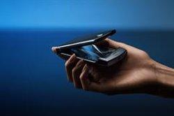Motorola recupera el disseny tipus petxina amb el nou Razr amb pantalla flexible (MOTOROLA - Archivo)