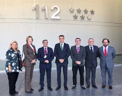CyL y Madrid profundizan en los protocolos de actuación sobre incendios y emergencias en zonas limítrofes