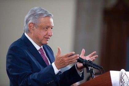 """Bolivia.- López Obrador agradece a Trump que """"no haya opinado"""" sobre el asilo concedido a Evo Morales"""