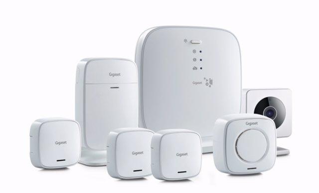 Pack Gigaset L de dispositivos para la seguridad del hogar