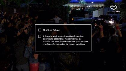 'Constantes y vitales' reconoce la labor de los científicos españoles en su nueva campaña