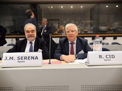 El CSN presenta en Bruselas avances en seguridad nuclear, gestión de residuos, transparencia y cooperación internacional